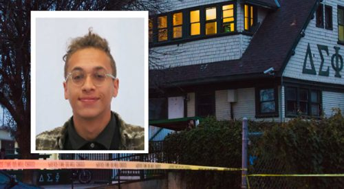 He was wheeled out of frat house after fatally overdosing on Xanax article thumbnail mt-2