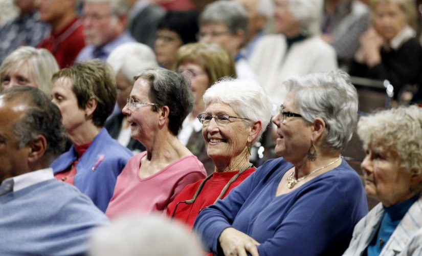 They're over 50 and take university classes – for fun - The