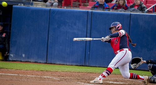 Softball split series with Illinois and Cal Poly article thumbnail mt-3