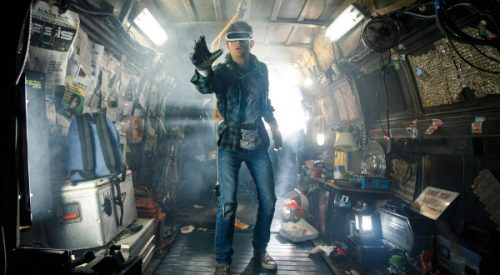 'Ready Player One': pop culture references and a lesson in living life offline article thumbnail mt-3