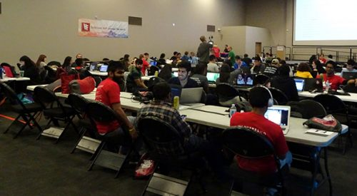 Creativity comes to Fresno State during 36-hour hackathon article thumbnail mt-3