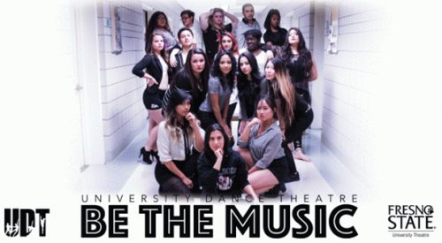 University Dance Theatre presents 'Be the Music' article thumbnail mt-3