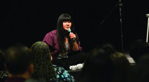 How one Asian-American woman's comedy dreams came to be article thumbnail mt-3