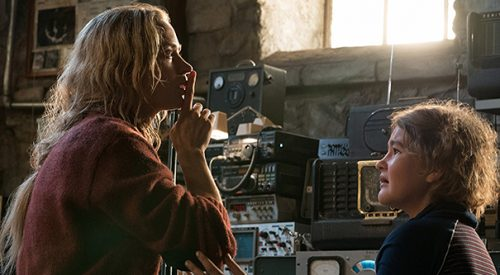 You won't want to talk during 'A Quiet Place' article thumbnail mt-3