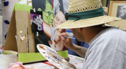 Prison art to be exhibited in Downtown Fresno article thumbnail mt-3