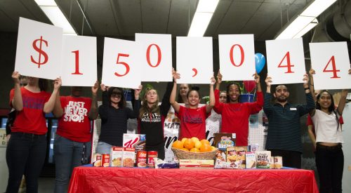 In one month, Fresno State raised more than $100,000 to fight student hunger article thumbnail mt-2