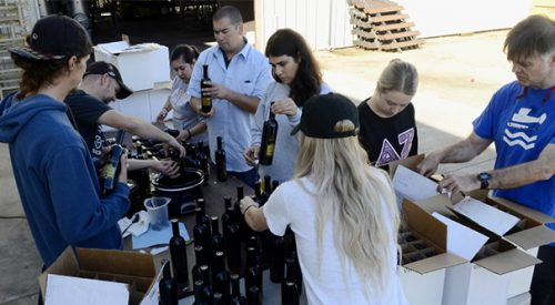 'Taste of Spring' welcomes guests to the Fresno State Winery article thumbnail mt-3
