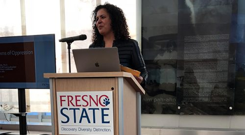 Is Google's algorithm racially biased? This Fresno State alumna thinks so article thumbnail mt-3