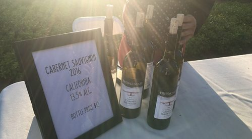 Enology students 'pour' over new wines at Taste of Spring article thumbnail mt-3