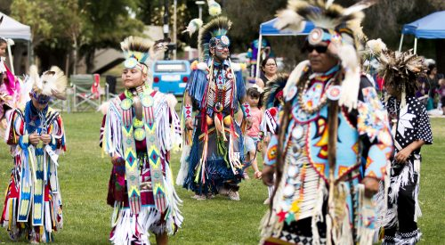 Fresno State celebrates 31st annual Powwow article thumbnail mt-3