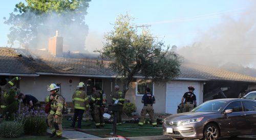 Flames Damage Home West of Fresno State Campus article thumbnail mt-3