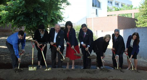 Fresno State breaks ground on new business building with executive classrooms article thumbnail mt-3