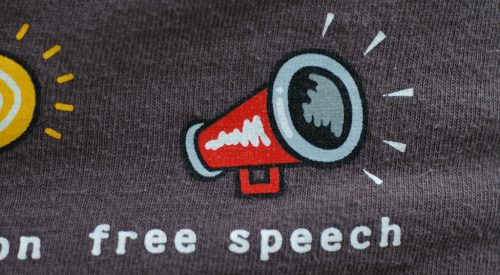 Letter: Free speech is about listening, not speaking article thumbnail mt-3