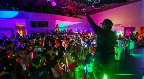 These glowing headphones play party music for hundreds of Fresno State students article thumbnail mt-3