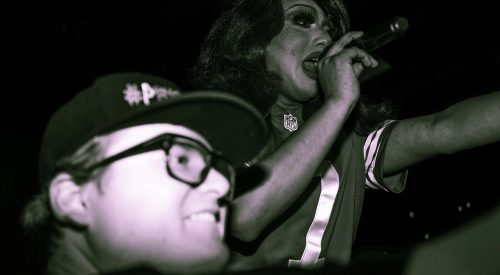 'She's my shield.' Film by former student promises deep look at Fresno drag queen article thumbnail mt-3