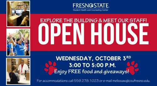 Healthy Bulldogs: Are you a student at Fresno State? You're invited to this event article thumbnail mt-3