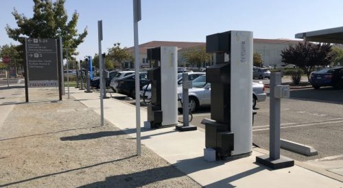Fresno State offers free electric vehicle charging article thumbnail mt-3