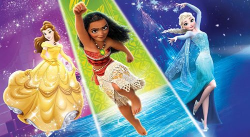 Tickets on sale for Disney On Ice's 'Dare To Dream' article thumbnail mt-3