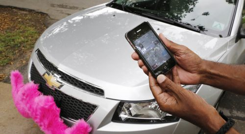 Lyft wants to give you a ride to the voting booth, for 50 percent off article thumbnail mt-3