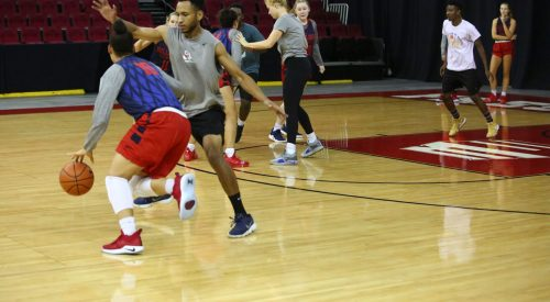 Women's basketball geared up for promising season article thumbnail mt-3