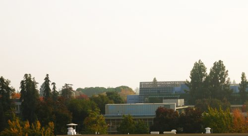 Smoke hovers over Fresno State campus (Pictures) article thumbnail mt-3