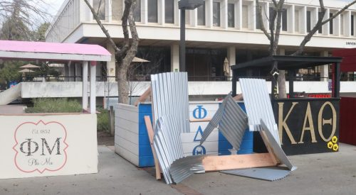 Storm causes damage to student organization booths on campus article thumbnail mt-3