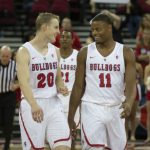 Bulldogs basketball on a roll during break article thumbnail