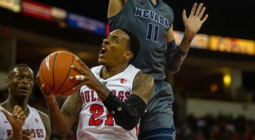 Bulldogs couldn't keep up with the Wolf Pack in first conference loss article thumbnail mt-3