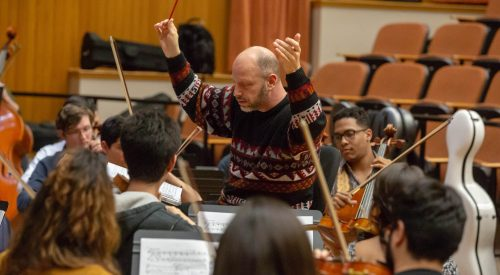 Symphony Orchestra and Opera Theatre to perform