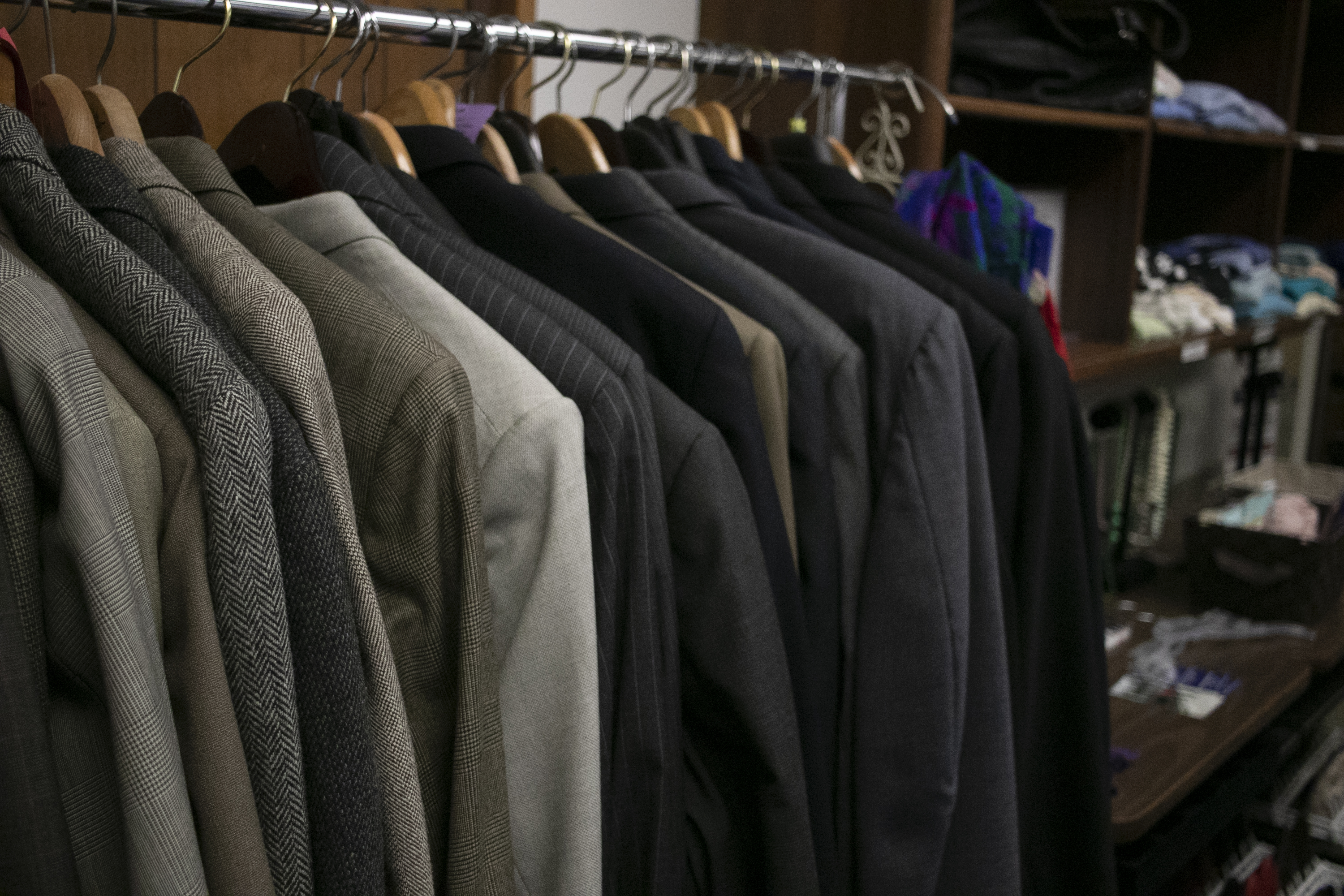 Fresno State Clothing Closet Provides Professional Attire For Students