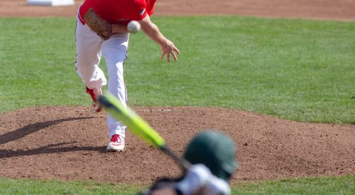 Diamond 'Dogs split doubleheader after inclement weather article thumbnail mt-2