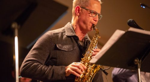 'The Poetry of Jazz' with Fresno State professor Benjamin Boone article thumbnail mt-3