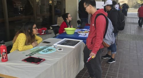 Student Involvement hosts Spring Clubs and Organizations Fair article thumbnail mt-3
