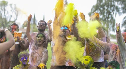 Fresno State Holi festival celebrates start of spring article thumbnail