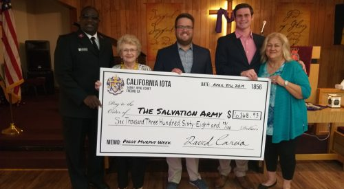 Largest Salvation Army donation in 5 years comes from Fresno State fraternity article thumbnail mt-3