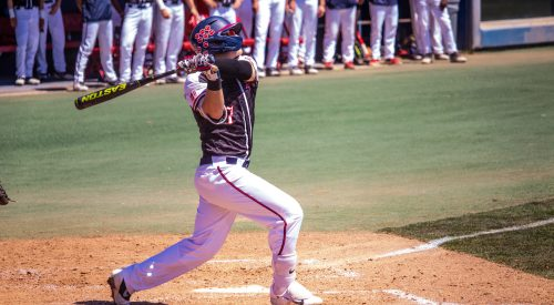 Bulldogs baseball finishes series strong against Air Force article thumbnail