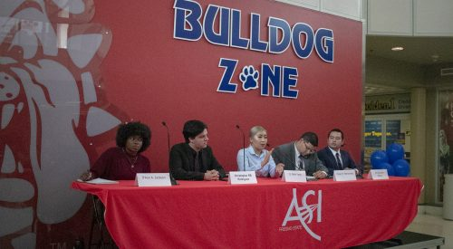 ASI presidential candidates share their visions for future of Fresno State at debate article thumbnail mt-3