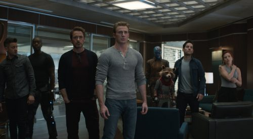 'Avengers: Endgame,' a perfect finale for Marvel article thumbnail mt-3