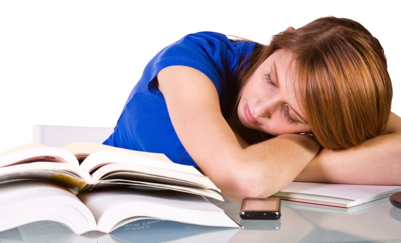 What Should I Do If I'm Always Falling Asleep Studying? - The Collegian