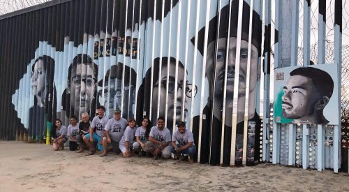 Fresno State graduate leads Tijuana mural project displaying art of deported immigrants article thumbnail mt-3