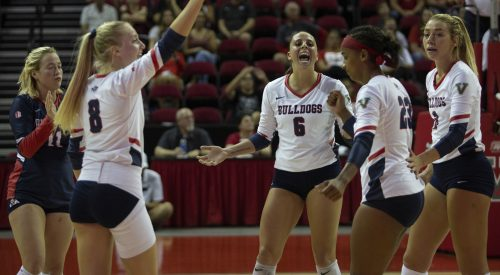 Bulldogs sweep Wolfpack in first conference match of season article thumbnail mt-3