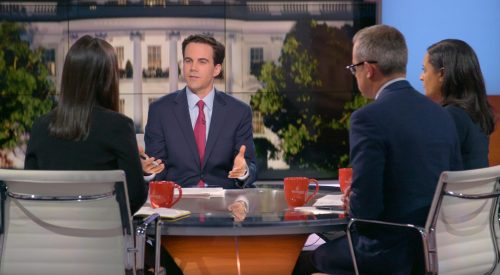 Robert Costa coming to Fresno State for President Castro's Lecture Series article thumbnail mt-3