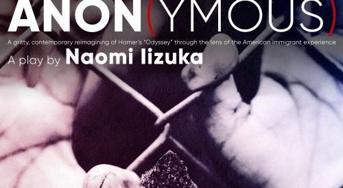 'Anon(ymous)' play debuts a story of diversity this fall article thumbnail