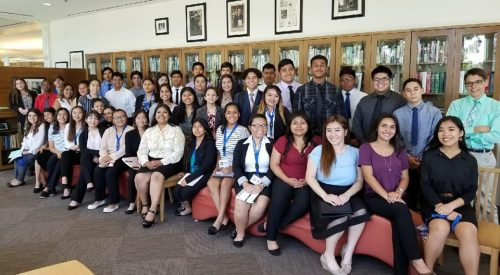 Campus program aims to help high school students get to college article thumbnail mt-3