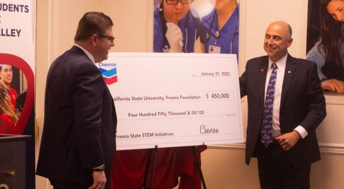 Chevron donates over $400,000 to Stem programs for third year in a row article thumbnail mt-3