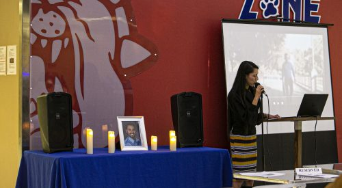 Former Fresno State employee remembered and honored at on-campus vigil article thumbnail mt-3