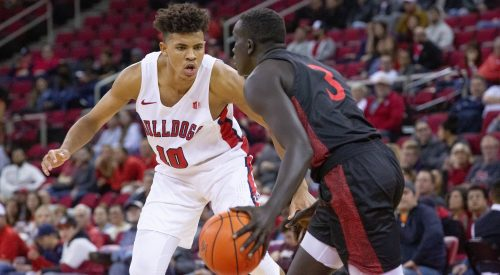 Fresno State starts men's basketball season with ten new players article thumbnail mt-2