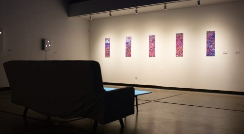 'The Perspectrum' exhibit to change and perceive students outlook on art article thumbnail mt-3