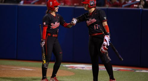 Fresno State softball powers through Bulldog Classic article thumbnail mt-3