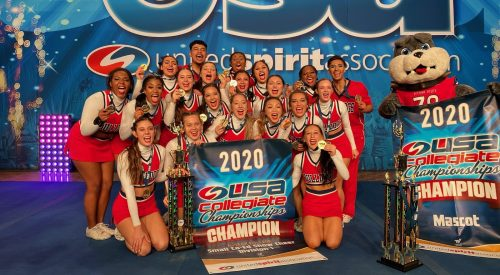 Fresno State cheer and dance team wins USA Collegiate Championship article thumbnail mt-3
